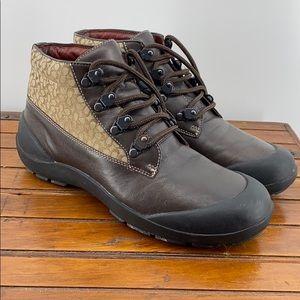 Coach Dyanne Ankle Boot Leather signature C  BIN19